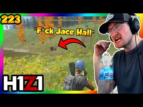 THUMP IS BACK AT H1Z1! - H1Z1 - Best Oddshots & Funny Moments #223