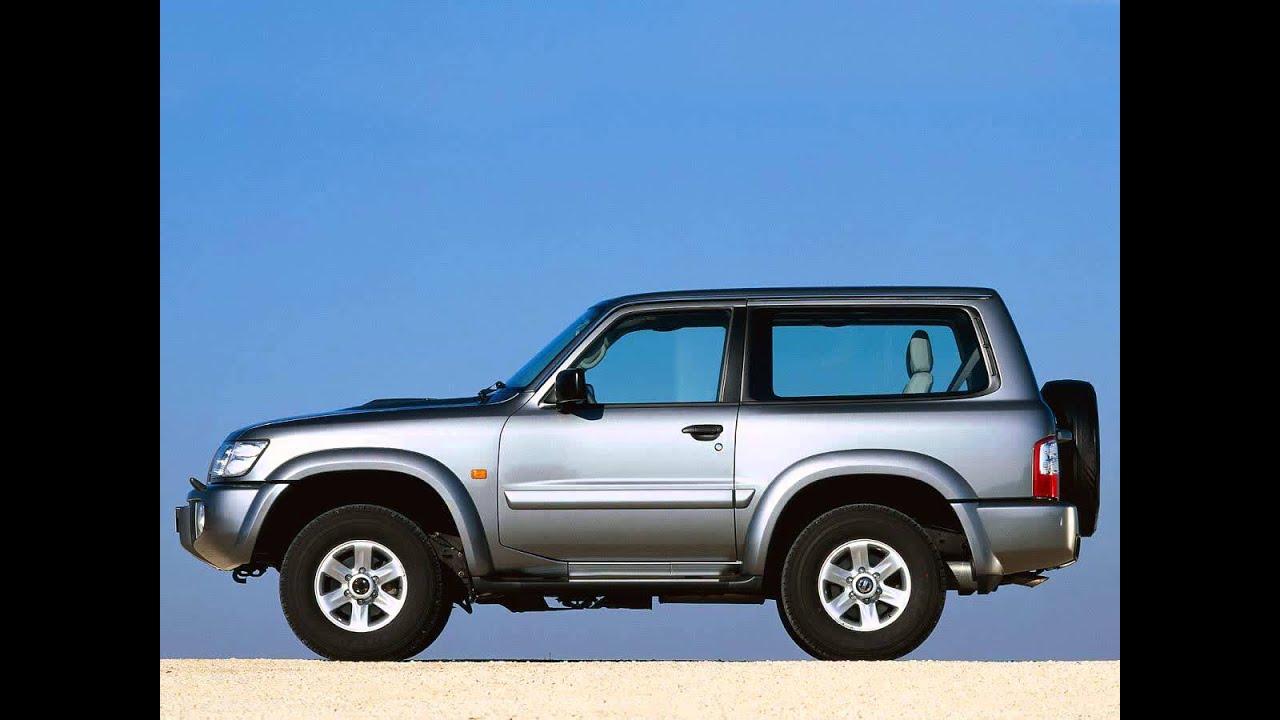 Nissan Patrol V Y61 SUV 3 doors Exterior & Interior - YouTube