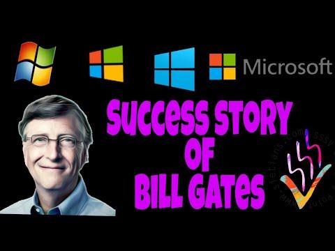 Bill Gates Biography | Success story