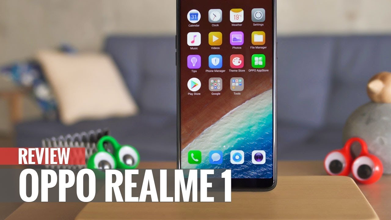 Realme 1 - Full phone specifications