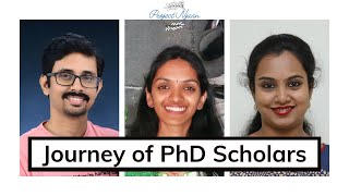 Journey of PhD Scholars | Tune in Tuesdays S01E21