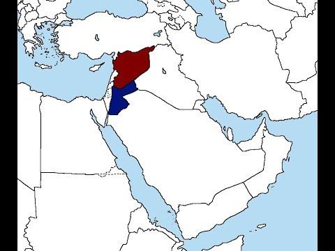 Syria vs jordan war simulation (credit to FUNNY GUY)