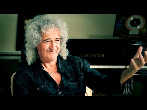 """Brian May about Extreme's """"Get The Funk Out"""" Solo"""