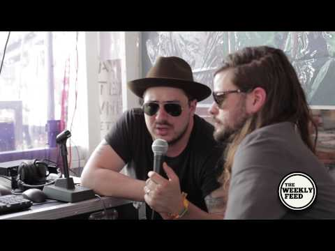 Kyle Meredith with... Mumford and Sons