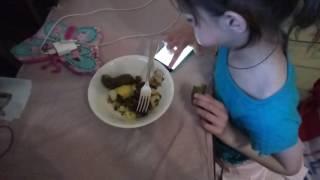 Виноградная улитка, полезые свойства улитки, натуральное питание для ребенка