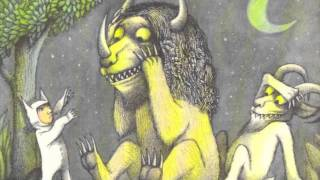 Where The Wild Things Are Book Trailer