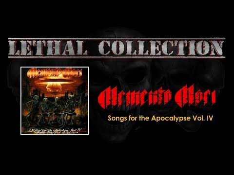 Memento Mori - Songs for the Apocalypse Vol. IV (Full Album/With Lyrics)