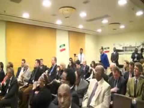 Somaliland puts its Case up to Europe and the World for Serious Consideration Part1
