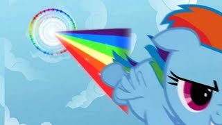 Rainbow Dash's Sonic Rainboom - My Little Pony: Friendship Is Magic - Season 1