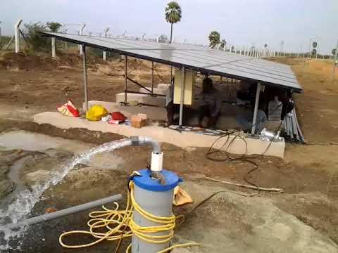 Manufacturer of Solar Water Pump