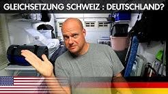 Kulturelle Gleichsetzung Schweiz und Deutschland? Antwort aus Kalifornien