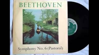 "Beethoven - Symphony No. 6 ""Pastoral"" - LSO - Josef Krips 448 Hz"