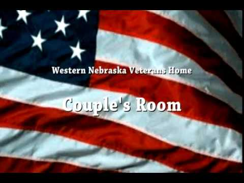 Western Nebraska Veterans Home - Couple's Room