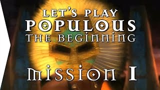 Populous: The Beginning #1 ► The Journey Begins [HD Widescreen Gameplay]