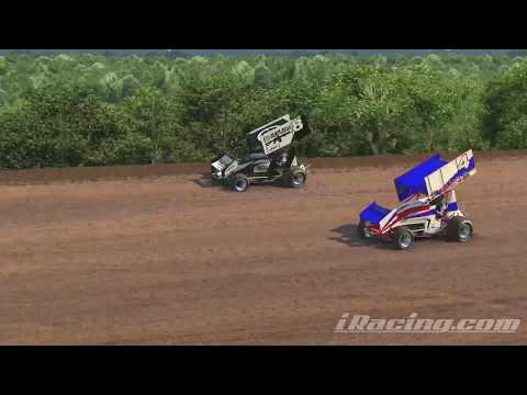 iRacing Dirt: My FIRST 305 WIN at Lernerville Speedway