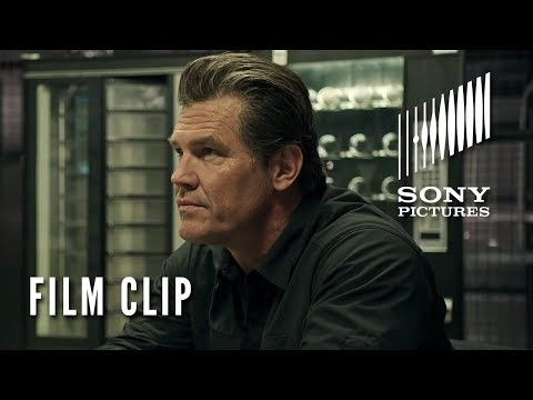 SICARIO: DAY OF THE SOLDADO - Clean the Scene - Extended Film Clip