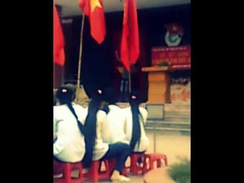 beatbox thpt Quỳnh Thọ 2013