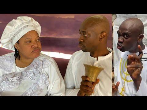 Download WATCH Toyin Abraham and Lateef Adedimeji SIam All Those Yet To Watch Fate of Alakada Movie