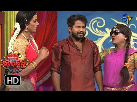 Hyper Aadi, Raising Raju Performance | Jabardasth | 8th February 2018  | ETV  Telugu