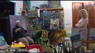 Рисование помогает побороть стресс и депрессию