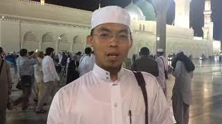 Perayaan Maulid Nabi di Madinah Arab Saudi?