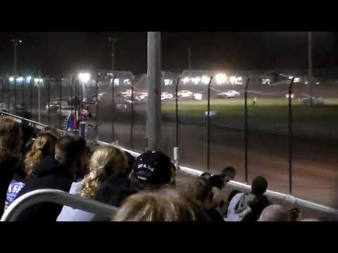 Stock Car Amain @ Hancock County Speedway 08/10/17