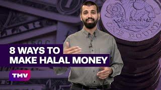Friday Reminder - 8 halal ways to make money