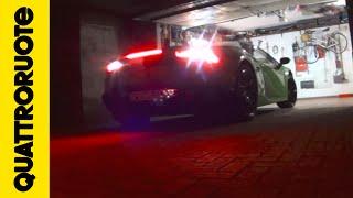 Come uscire dal box con una Lamborghini Huracàn - Diario di bordo - Day 1