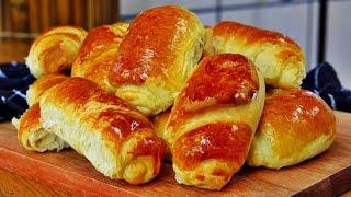 Receita de Pão Caseiro de Minutos – Super Fofinho