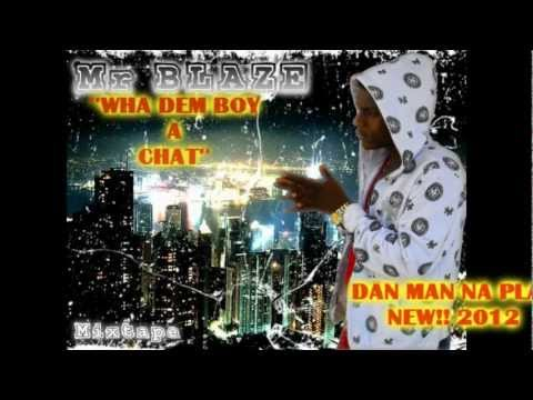 NEW From Di G Y Empire ''chat Dem Boy A Chat