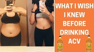 Drinking Apple Cider Vinegar for Weight Loss Pt. 2 | PAIGE MARIAH
