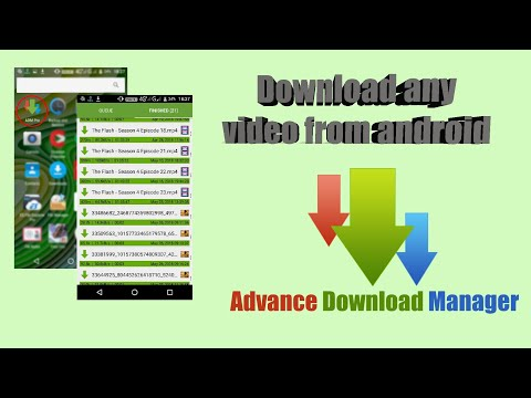 Download Any Video From Websites Using Android App