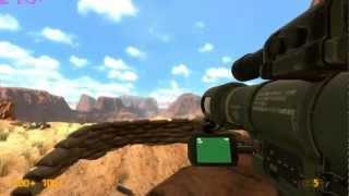 Black Mesa Source 2012 - Walkthrough Part 12 HD