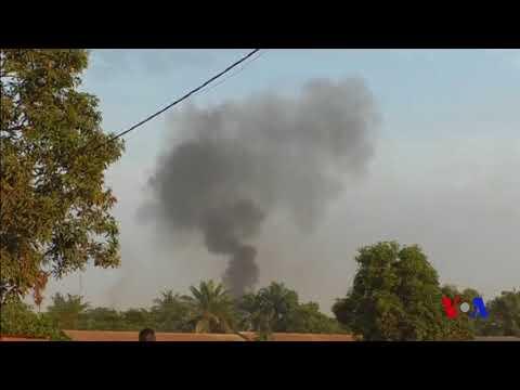 La Minusca s'attaque aux groupes armés du PK5 à Bangui (vidéo)