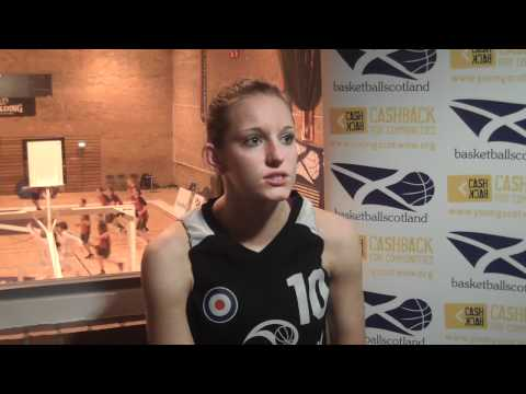 Cashback 1 on 1's - Sarah Thomson Interview