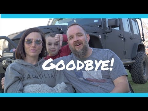 Goodbye's are Hard... We sold the Airstream