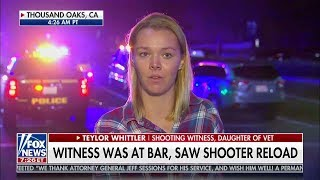 'He Looked Like He Knew What He Was Doing': CA Shooting Witness Describes Gunman, Escape