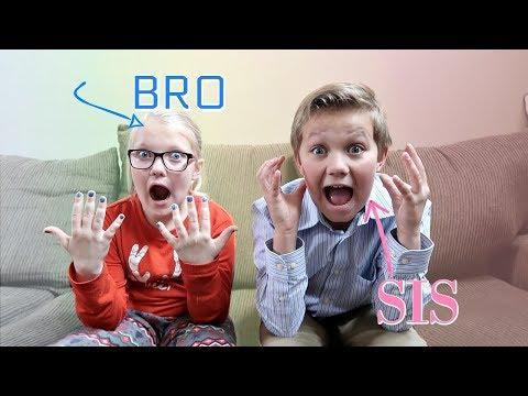 BRO VS SIS BODY SWITCH UP!