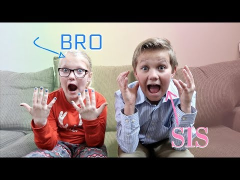 BRO VS SIS BODY SWITCH UP!