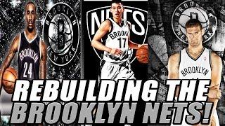 NBA 2K17 MyLEAGUE: Rebuilding the Brooklyn Nets