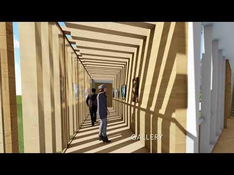 Balcatta Community Centre By CAKA Architects