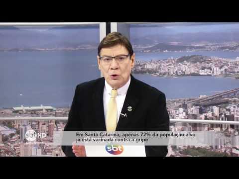 Luiz Carlos Prates comenta sobre campanha de vacinação contra a gripe