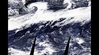 Climate Change Creates 'Atmospheric River' From US To China