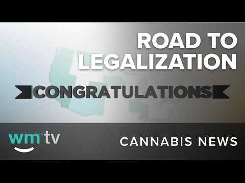 Road To Legalization