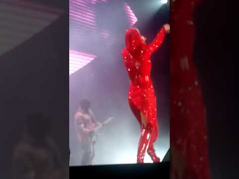 Katy Perry Witness Denver Pit General Admission View