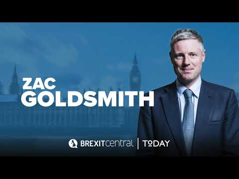 Zac Goldsmith MP on BBC Radio 4's Today programme