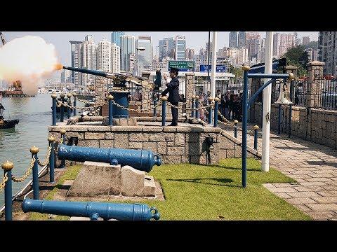 Hong Kong's Hidden Attraction! Noonday Gun (午炮)