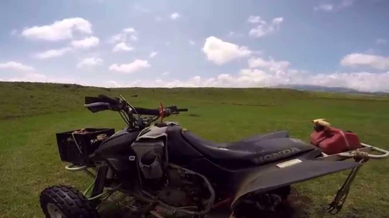 ATV TIPS Honda TRX 450R Bogging down Jets Fixs