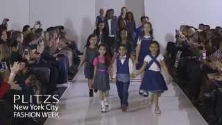 Golda KIDS Presents School Uniform Collection from the Ukraine at PLITZS New York City Fashion Week
