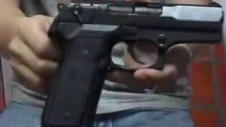 PISTOLA STOEGER COUGAR 8000 9X19mm